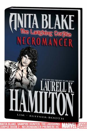 Anita Blake, Vampire Hunter: The Laughing Corpse Book 2 - Necromancer (Hardcover)
