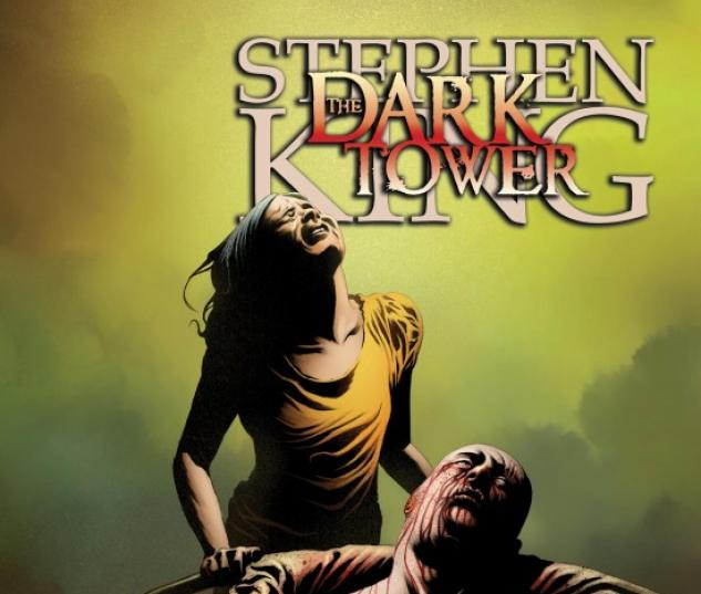 DARK TOWER THE FALL OF GILEAD #3 Cover