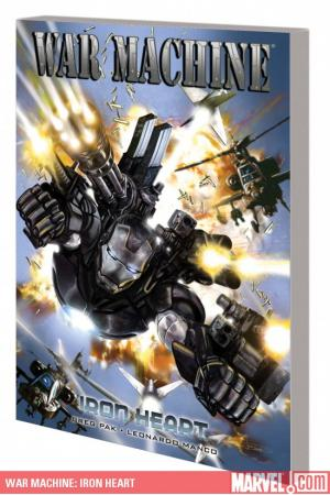 War Machine Vol.1: Iron Heart (Trade Paperback)