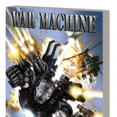 WAR MACHINE: IRON HEART