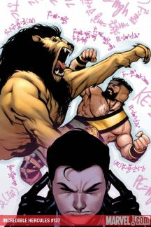 Incredible Hercules (2008) #137