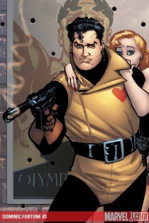 Dominic Fortune (2009) #3