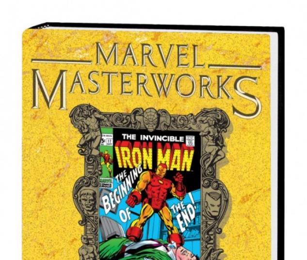 MARVEL MASTERWORKS: THE INVINCIBLE IRON MAN VOL. 6 HC (VARIANT)