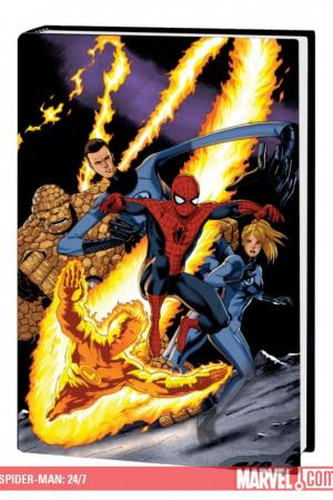 Spider-Man: 24/7 (Hardcover)