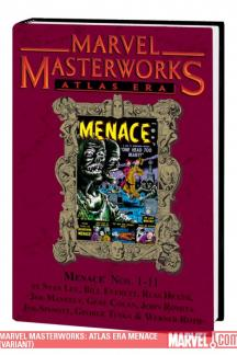Marvel Masterworks: Atlas Era Menace Vol. 1 (Variant) (Hardcover)