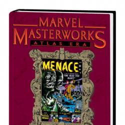 MARVEL MASTERWORKS: ATLAS ERA MENACE (VARIANT)