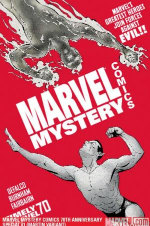 Marvel Mystery Comics 70th Anniversary Special (2009)