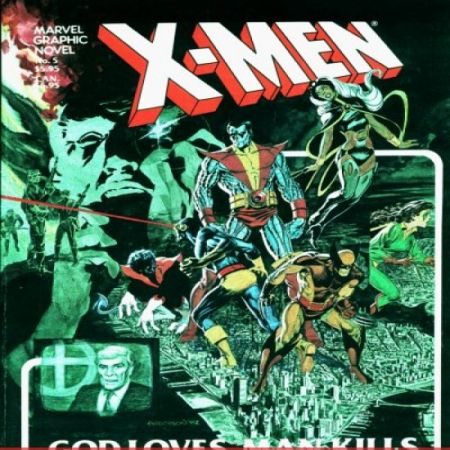 X-Men: God Loves, Man Kills - Special Edition (1982)