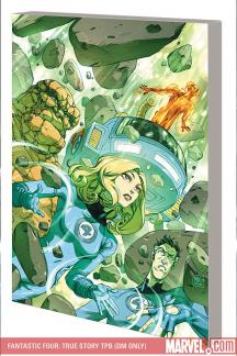 Fantastic Four: True Story (Trade Paperback)