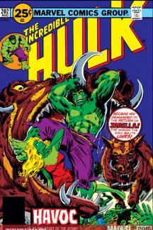 Incredible Hulk #202