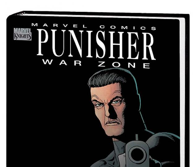 PUNISHER: WAR ZONE - THE RESURRECTION OF MA GNUCCI PREMIERE HC #0