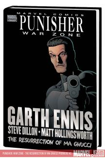 Punisher: War Zone - The Resurrection of Ma Gnucci (Hardcover)