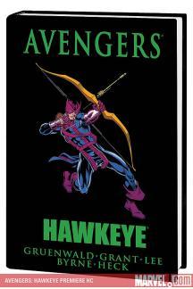 Avengers: Hawkeye Premiere (Hardcover)