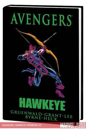 Avengers: Hawkeye Premiere (2009 - Present)