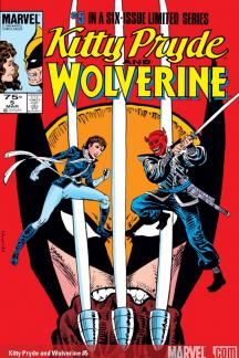 Kitty Pryde and Wolverine #5