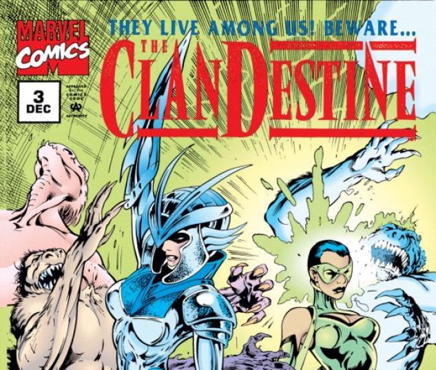 Clandestine #3