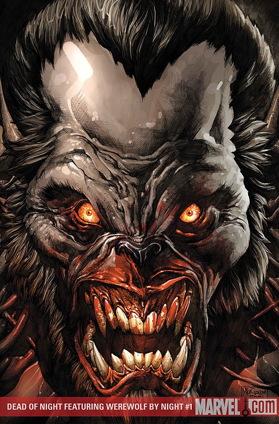 Dead of Night Featuring Werewolf by Night (2009) #1