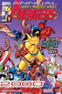 Avengers Annual #1