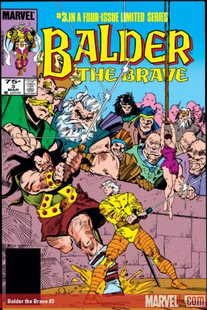 Balder the Brave (1985) #3