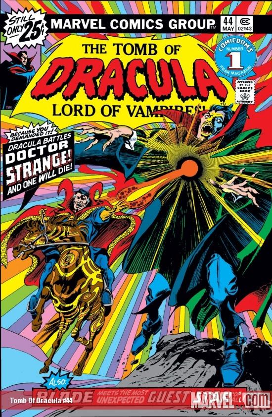 Tomb of Dracula (1972) #44