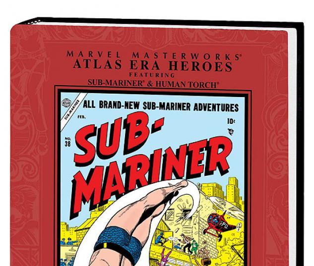 MARVEL MASTERWORKS: ATLAS ERA HEROES VOL. 3 #0