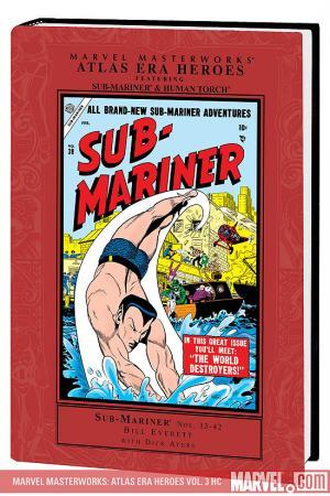 Marvel Masterworks: Atlas Era Heroes Vol. 3 (2008)