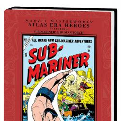 MARVEL MASTERWORKS: ATLAS ERA HEROES VOL. 3 #0