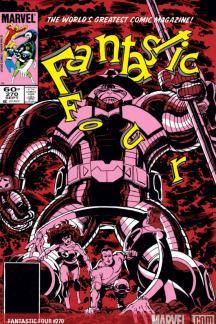 Fantastic Four (1961) #270