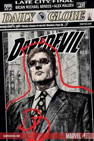 Daredevil Vol. V: Out (Trade Paperback)