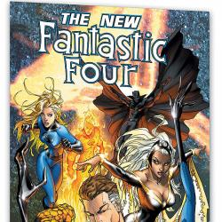 FANTASTIC FOUR: THE NEW FANTASTIC FOUR #0