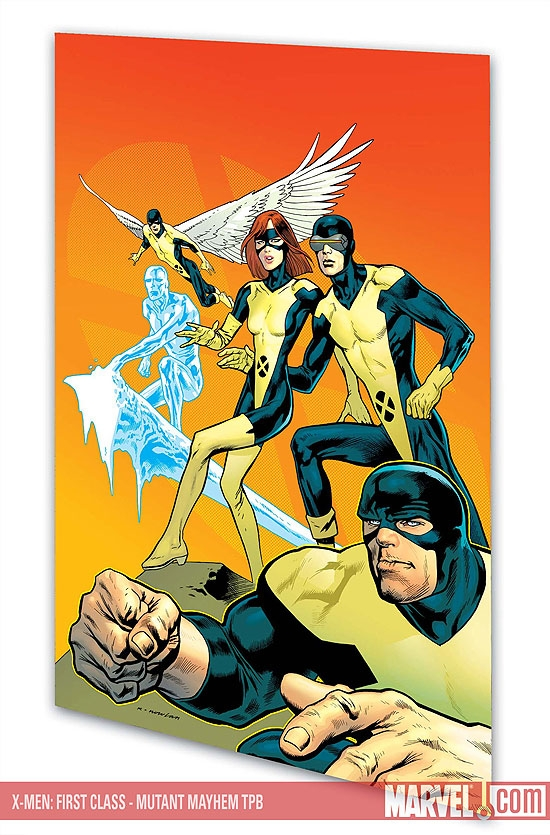 X-Men: First Class - Mutant Mayhem (Trade Paperback)