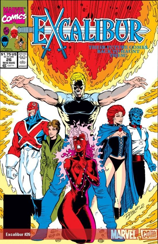 Excalibur (1988) #26