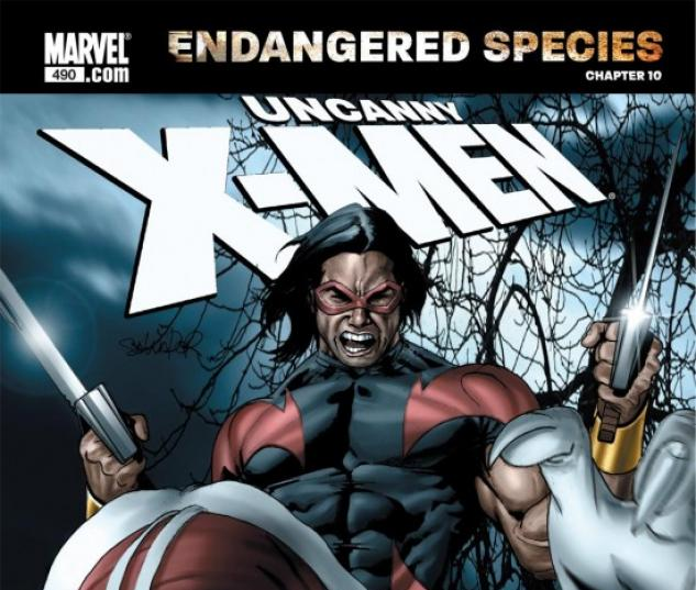 X-MEN: ENDANGERED SPECIES BACK-UP STORY #10