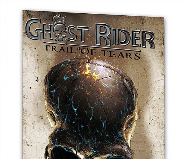 GHOST RIDER: TRAIL OF TEARS #0