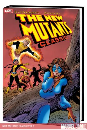 New Mutants Classic Vol. 2 (2007)