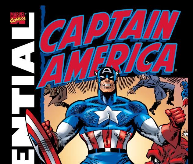 ESSENTIAL CAPTAIN AMERICA VOL. 3 #0