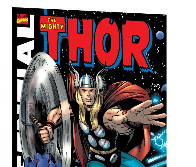 ESSENTIAL THOR VOL. 3 COVER