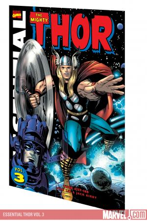 Essential Thor Vol. 3 (Trade Paperback)