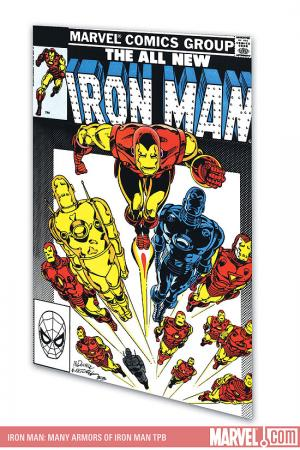 IRON MAN: THE MANY ARMORS OF IRON MAN TPB (Trade Paperback)