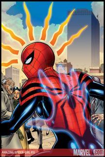 Amazing Spider-Girl (2006) #16