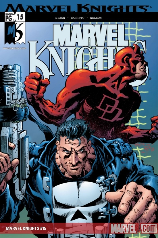 Marvel Knights (2000) #15
