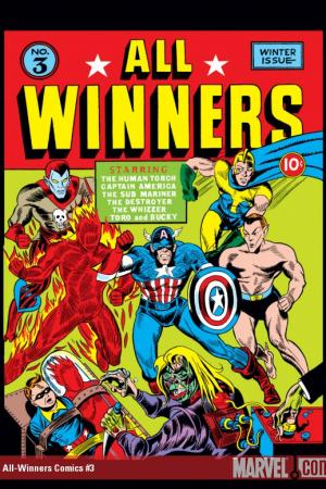 All-Winners Comics (1941) #3