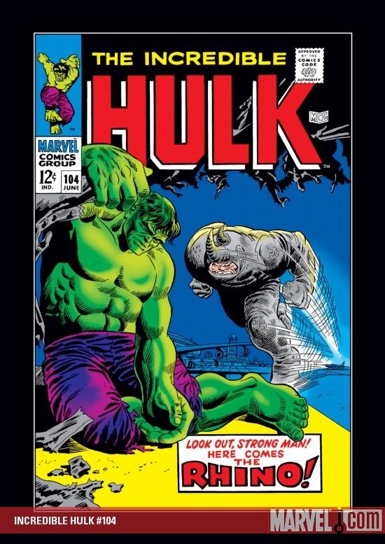 Incredible Hulk (1962) #104