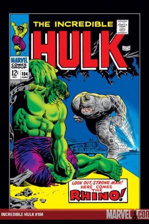 Incredible Hulk #104