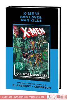 X-Men: God Loves, Man Kills DM Only (Hardcover)