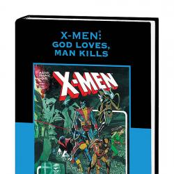 X-Men: God Loves, Man Kills DM Only