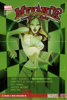 X-Treme X-Men: Mekanix #5