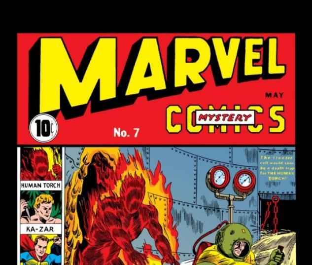Marvel Comics (1939) #7
