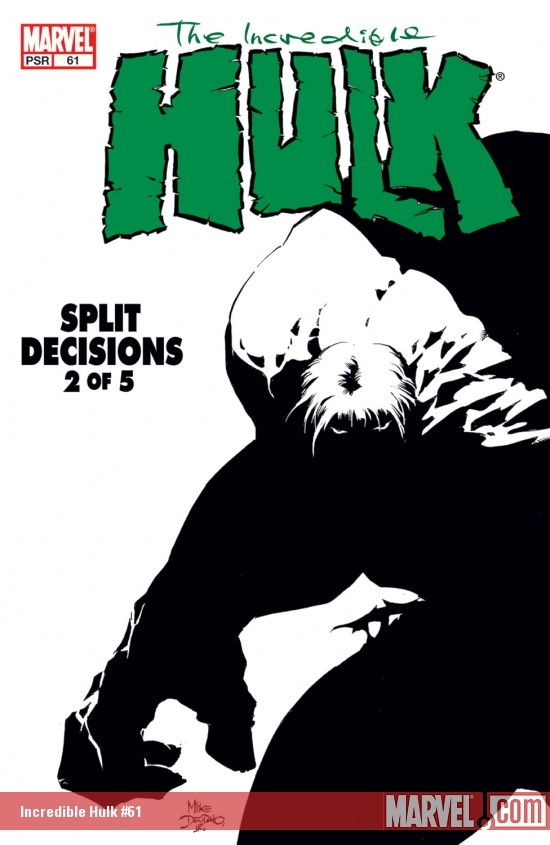Incredible Hulk (1999) #61