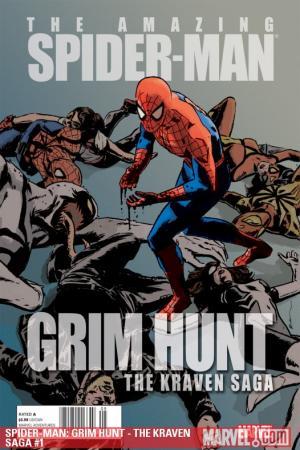 Spider-Man: Grim Hunt - The Kraven Saga #1